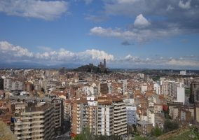 Vista de Lleida