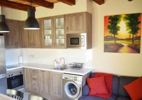 Apartamento rural La Llacuna
