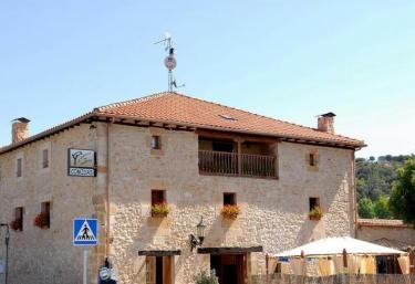 La Ventilla del Tirabeque - Villacomparada De Rueda, Burgos