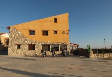 Casa rural Molino Vaya Tela - Adradas, Soria
