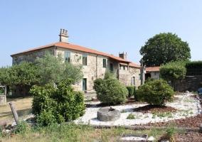 Pazo mari ao casas rurales en palas de rei casco urbano lugo - Casa rural palas de rei ...