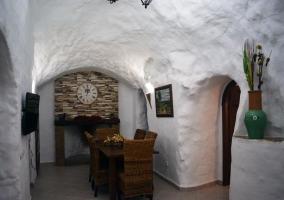 Casas Cuevas El Mirador- Lavanda