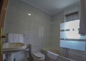 Dormitorio Doble 1 y aseo