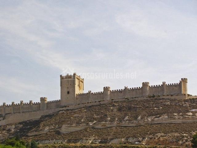 Zona del castillo