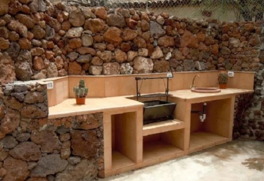 Refugio de Tirajana - Santa Lucia de Tirajana, Gran Canaria