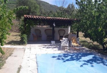 200 casas rurales con piscina en c ceres - Casas rurales en el jerte con piscina ...
