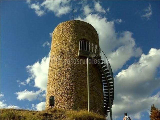 Torre de Santa Eulalia la Mayor
