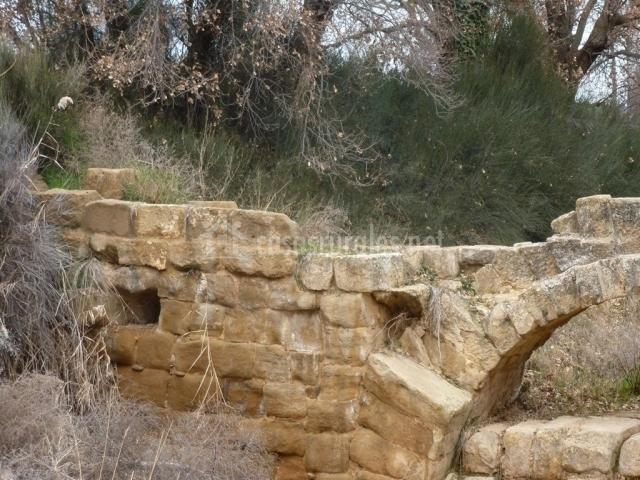 Pozo romano de Loporzano