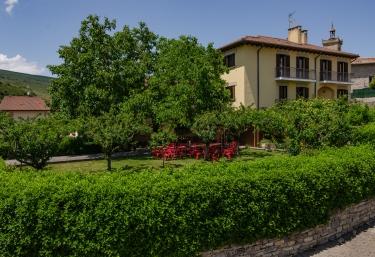 Casa Zubiri-Anocibar II - Ibero, Navarra