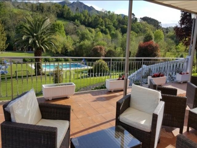 Hotel ribadesella en ribadesella asturias for Hoteles con piscina climatizada en asturias