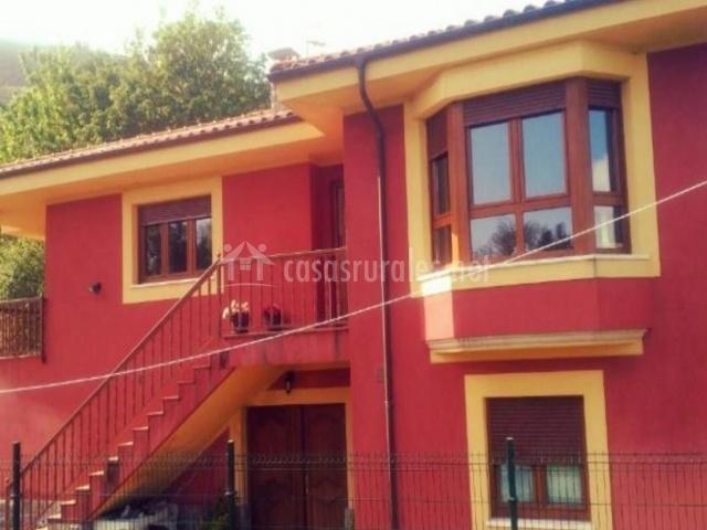 Apartamentos rurales andrea en rioseco llanes asturias - Apartamentos rurales llanes ...