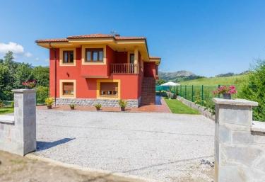 Apartamento Rural Andrea I - Rioseco (Llanes), Asturias