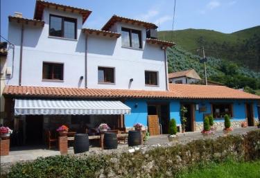 Apartamentos turísticos Casa Pilar - Nueva (Llanes), Asturias