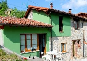 Casa el cuetu i casas rurales en ortiguero de cabrales asturias - Casa rural cabrales ...
