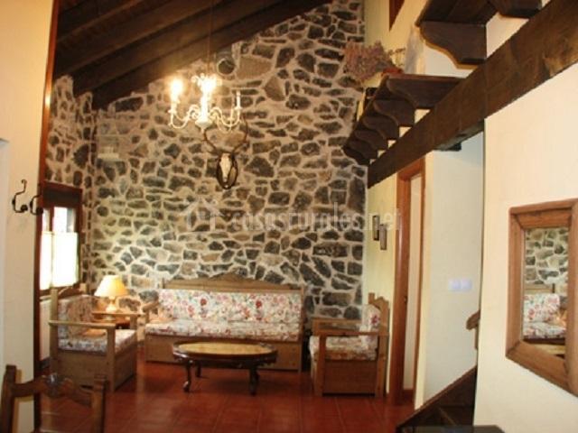 Casa alboradas casa sanabria en trefacio zamora - Casas rurales sanabria ...