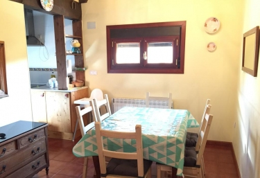 Casa Alboradas - Casa Sanabria - Trefacio, Zamora