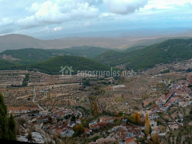 Casa la huerta benizar iv en benizar murcia - Casas rurales benizar ...