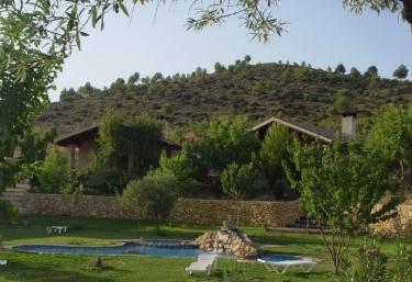 Casas rurales La Alberquilla - Yeste, Albacete