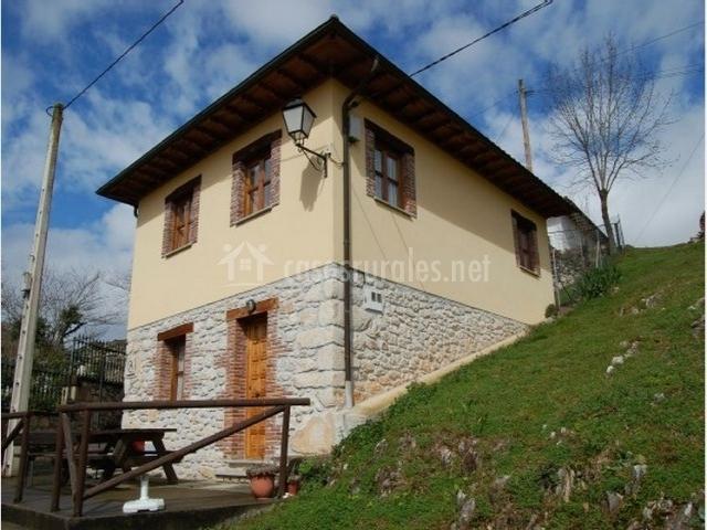 El llagar n casas rurales en ortiguero de cabrales asturias - Casa rural cabrales ...