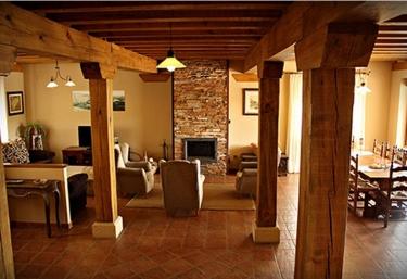 Casa Rural Valleduratón - San Miguel De Bernuy, Segovia