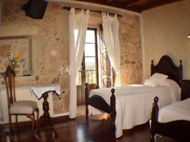 Casa de casal en lestedo a coru a for Muebles de cocina vicente de la fuente santiago de compostela