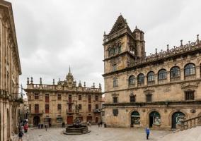 Hoteles con encanto Santiago De Compostela