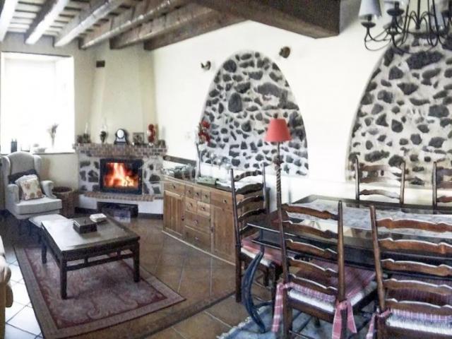 Sala de estar y comedor en planta baja