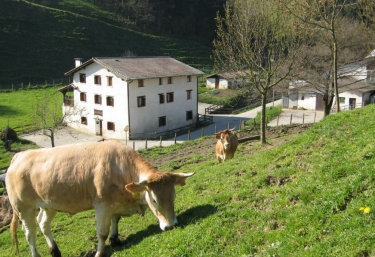 Agroturismo Borda - Olaberria, Guipúzcoa