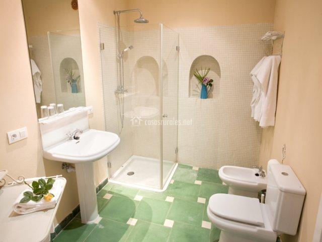 Baño de Casa de Invitados