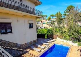 Villa Alta Maçanet