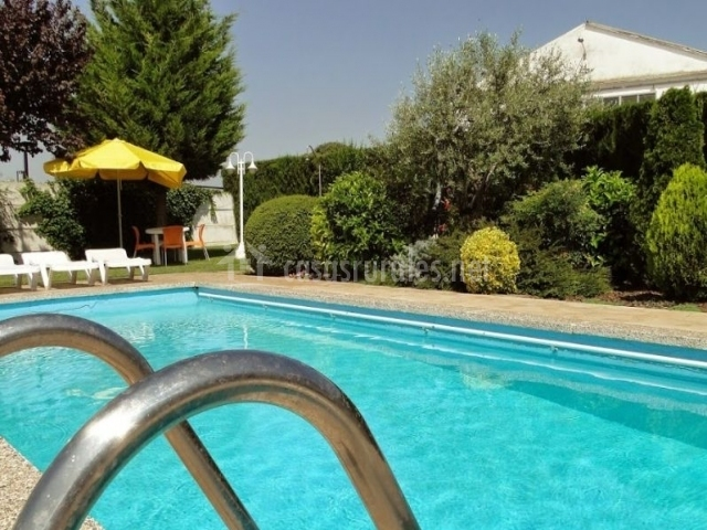 Can canya en portell lleida - Casas rurales lleida piscina ...