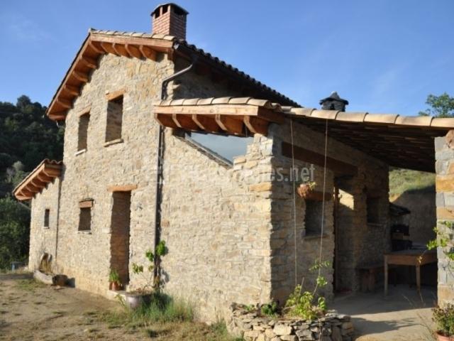 Terra del congost casa del forn casa rural en castissent lleida - Casa rural terra ...