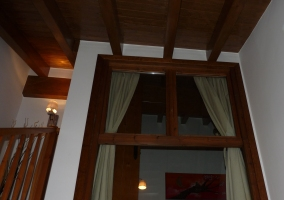Detalles con cortinas