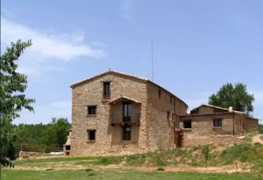 Masía L'Arà - La Baronia De Rialb, Lleida