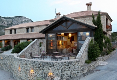 Hotel Alahuar - Benimaurell, Alicante
