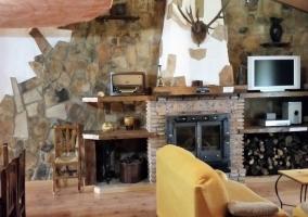 Casas rurales El Serbal- Casa Chispas