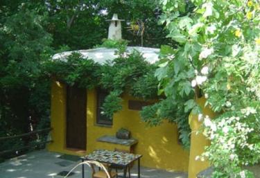 Cortijo Poqueira- Casa Nogal - Pampaneira, Granada