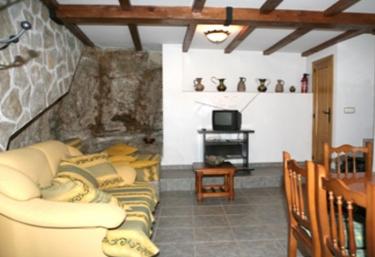 Casa Rural El Balcón de Ambroz - Casas Del Monte, Cáceres