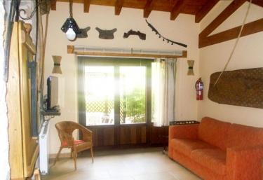 Casa Lafuente- Aperos Labranza - Luquiano, Álava