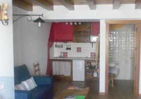 Casa Lafuente- Cuarto del Telar - Luquiano, Alava