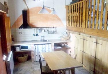 Casa Lafuente- El Horno - Luquiano, Álava