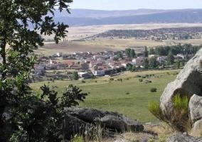 Zonas naturales de Robledillo