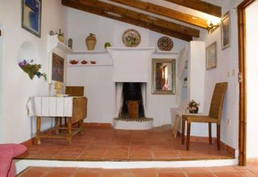 Casas rurales con chimenea en comunidad valenciana for Casas rurales con piscina comunidad valenciana