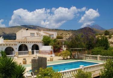 Casas Delfos - La/villajoyosa Vila Joiosa, Alicante