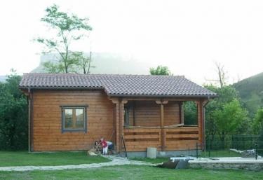 Las Casas de la Cascada 3 - Angulo, Burgos