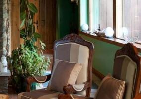 Cómodos y elegantes sofás