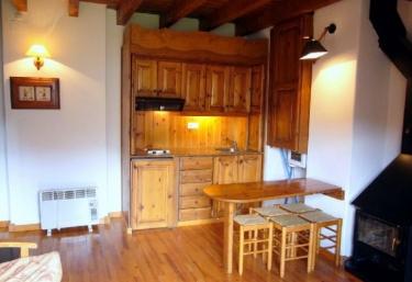 Apartamentos Pleta Bona- Aigüestortes 1 - Taull, Lleida