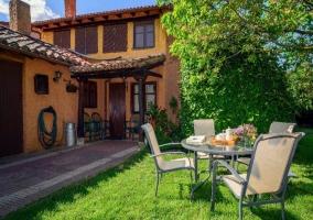 Casas Rurales de Secarejo- Santa Catalina
