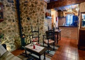 Casas Rurales de Secarejo- La Guindalica