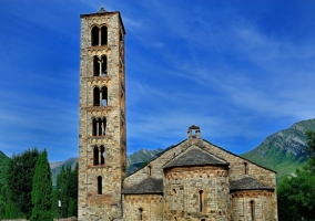 Zona de la iglesia en el centro